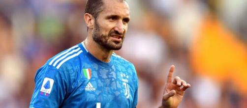 Giorgio Chiellini creció en Livorno y tiene un hermano gemelo - goal.com