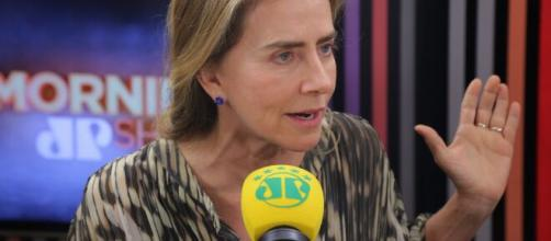 Maitê Proença nega atritos com Regina Duarte. (Arquivo Blasting News)
