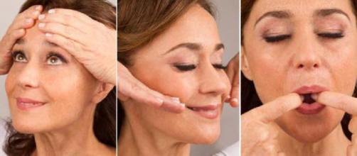 Simple y económico, el yoga facial rejuvenece la piel y borra arrugas.