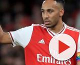 Pierre-Emerick Aubameyang, attaccante dell'Arsenal.