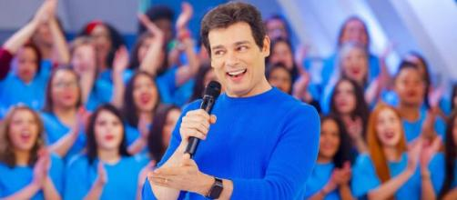 Celso Portiolli é apresentador do SBT. (Reprodução/SBT)