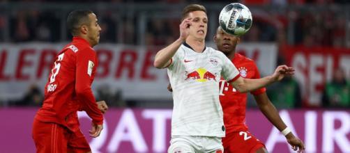 Leipzig busca voltar a zona de classificação para a Champions. (Arquivo Blasting News)