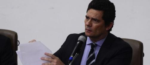 Sérgio Moro foi criticado por Bolsonaro. (Marcello Casal Jr/Agência Brasil)