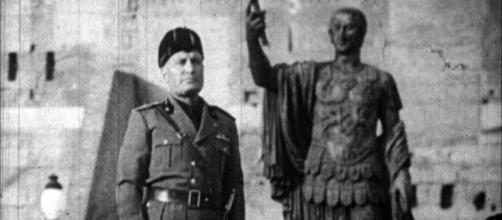 Benito Mussolini instaurou o fascismo na Itália. (Arquivo Blasting News)