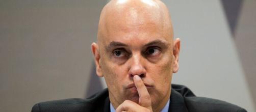 Alexandre de Moraes determina que Ministério da Saúde volte a divulgar dados da Covid. (Arquivo Blasting News)