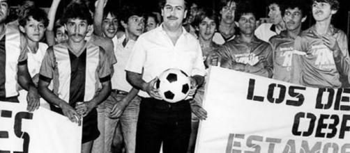 Comment Pablo Escobar a changé la face du football colombien ... - eurosport.fr