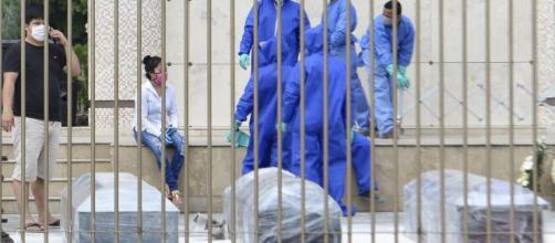 Economías latinoamericanas se desploman por los efectos devastadores de la pandemia. - voanoticias.com