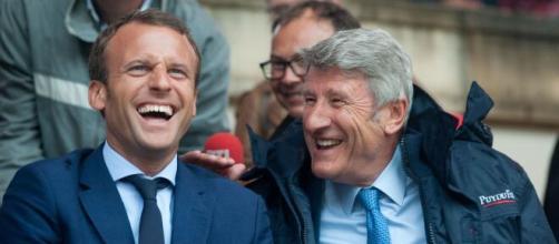 """Emmanuel Macron à propos de Philippe de Villiers : """"J'aime ... - lejdd.fr"""