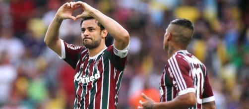Fluminense acertou o retorno do ídolo Fred. (Arquivo Blasting News)