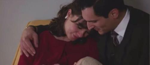 Il Paradiso delle signore 5, spoiler: Vittorio e Marta adottano una bambina per un breve periodo.