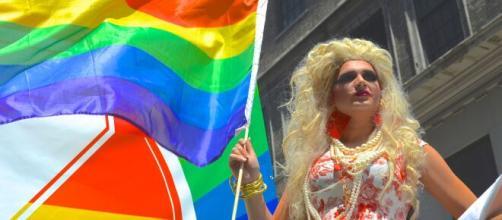 Imagen del mes del Orgullo Gay en Estados Unidos