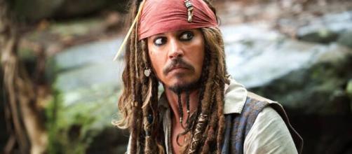 Johnny Depp já fez diversos trabalhos as telinhas. (Arquivo Blasting News)