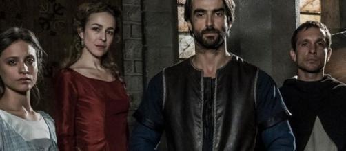 La Cattedrale del mare, la seconda stagione potrebbe basarsi su Los herederos de la Tierra.