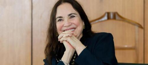 Regina Duarte ficou à frente da Secretaria da Cultura. (Arquivo Blasting News)