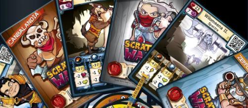 Scratch Wars: videogame gratuito per Android e Apple.