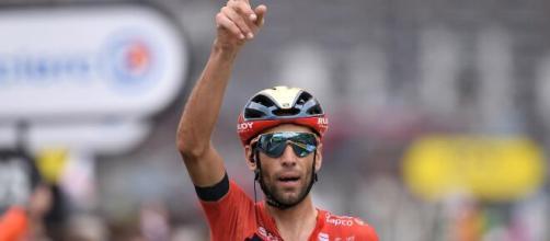 Vincenzo Nibali, ancora il ciclista italiano più forte nelle grandi corse a tappe.