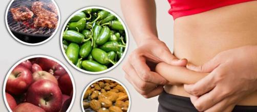 10 alimentos que queman grasa. / telemundo47.com