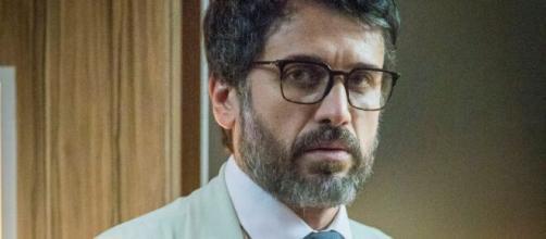 Eriberto Leão fez diversos trabalhos na TV. (Reprodução/TV Globo)