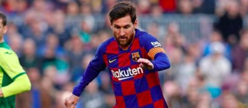 FC Barcelone : Messi pourrait battre des records - Photo compte Instagram Messi