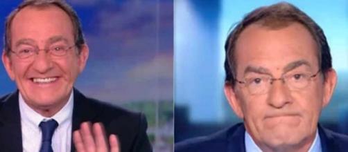 Jean-Pierre Pernaut : trés ému il annonce une terrible nouvelle - Photo montage journal de 13H TF1