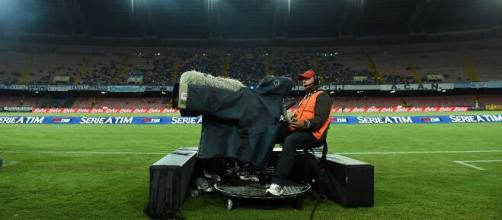 La Serie A si prepara a ripartire in chiaro in tv.