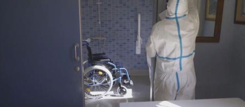 Se confirma el tercer fallecido por brote de coronavirus en la residencia de Gijón