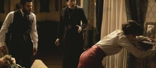 Una vita, anticipazioni 15-19 giugno. Eduardo aggredisce Lucia, lei finisce in ospedale.