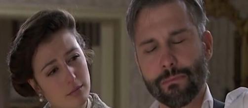 Una Vita, trame al 19 giugno: l'Alvarado ha un malore fisico, Ramon vuole aiutare Alvarez.
