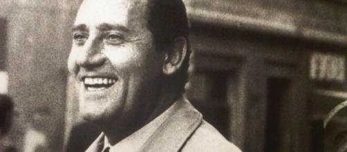 Alberto Sordi, scomparso nel febbraio del 2003 a Roma.