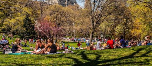 El Central Park de Nueva York será reabierto al público, después del confinamiento sanitario por el COVID-19.