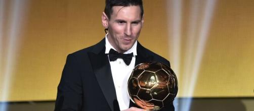 Lionel Messi já ganhou a bola de ouro. (Arquivo Blasting News)