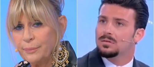 U&D, Gemma Galgani su Sirius: 'Ci siamo dati un bacio a stampo con la mascherina in taxi'.