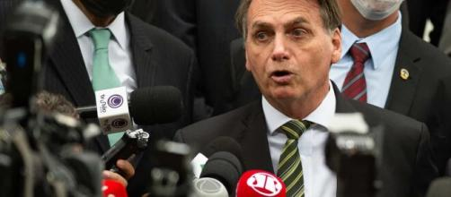 Bolsonaro diz que vetará auxílio emergencial extra de R$ 600. (Arquivo Blasting News)