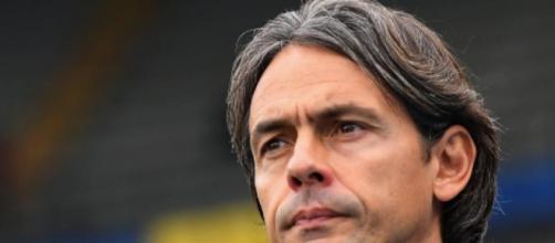 Filippo Inzaghi, tecnico del Benevento.