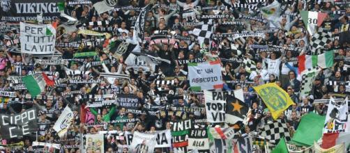 La Juventus è la squadra con più tifosi in Serie A.