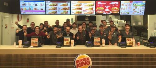Lavoro: Burger King cerca addetti fast food in alcune province del Nord Italia.