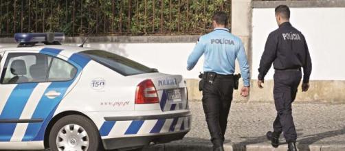 Dois agentes da PSP agredidos no Funchal