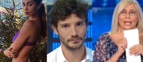 Domenica in, Stefano De Martino appare dimagrito e non parla di Belen: lei è in vacanza.