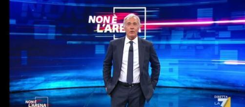Non è l'Arena, anticipazioni 14 giugno: Massimo Giletti intervista il magistrato Nino Di Matteo.