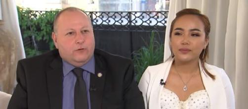 '90 Day Fiancé': Annie's latest post is going viral. [Image Source: Access/ YouTube]