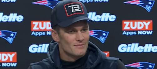 Brady led the Patriots to six Super Bowl trophies (Image Credit: New England Patriots/YouTube)