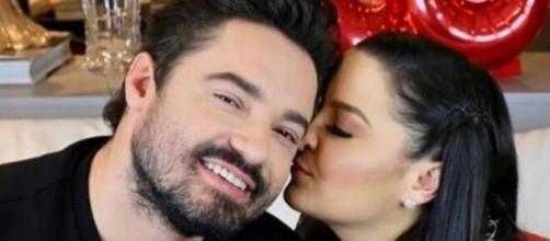 Maiara sempre manifestou o desejo de se casar com Fernando Zor. (Arquivo Blasting News)