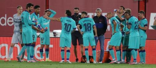 O Barcelona busca a segunda vitória consecutiva depois do retorno do Campeonato Espanhol. (Divulgação/Miguel Ruiz/FC Barcelona)