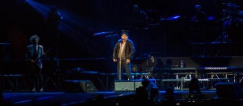 Vasco al concerto di Torino del 2013: il rocker ha celebrato i 43 anni della sua canzone Silvia rivelando l'identità della ragazza della canzone