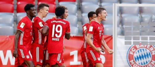 Werder Bremen x Bayern de Munique. (Divulgação/Facebook Oficial Bayern de Munique)