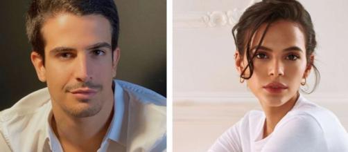 Bruna Marquezine e Enzo Celulari: rumores apontam affair entre os dois. (Arquivo Blasting News)