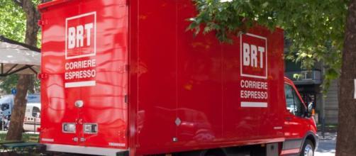 Copyright: Matti Blume, foto di repertorio furgone BRT s.p.a.
