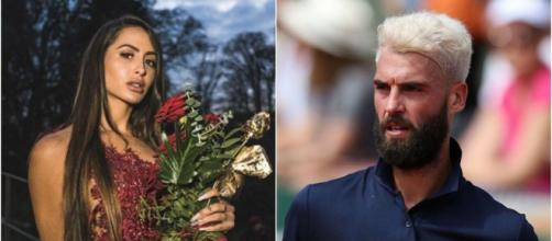 Marine El Himer en couple avec le tennisman Benoit Paire ? Les indices qui ne trompent pas.