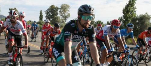 Peter Sagan per la prima volta correrà il Giro d'Italia.