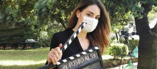 Un posto al Sole, Miriam Candurro che interpreta Serena Cirillo.